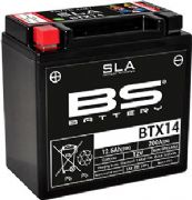 BS BTX14 (YTX14-BS) SLA Battery